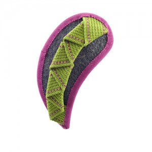 Clip magenta/grün