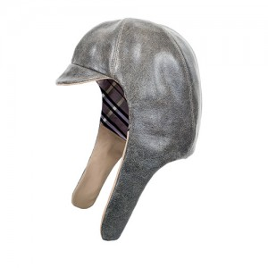 Cabriocap, Leder