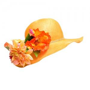 Sisol Schlapphut mit üppiger Blütengarnitur