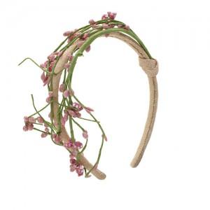 Harreif Blütenranke