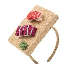Sushi Haarreif natur