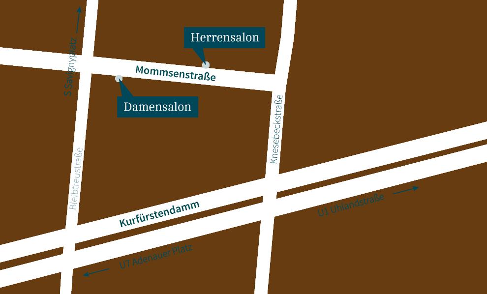 Salon Hüte & Accessoires Lage